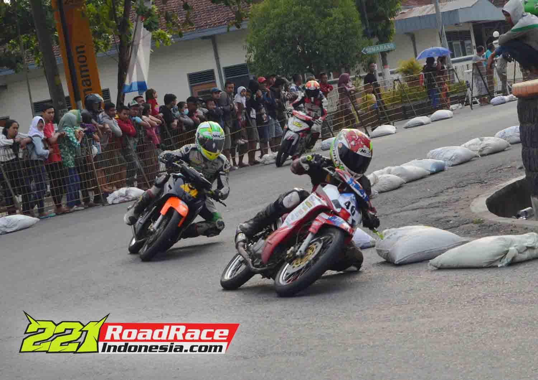 Hasil Road Race Blora 2015, Dominasi Kuat Rider Pantura