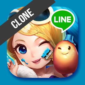 LINE Let's Get Rich Indo Clone 2.2.0 (v63) Apk