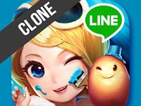 LINE Let's Get Rich Indo Clone 2.2.0 (v63) Apk Terbaru 2017