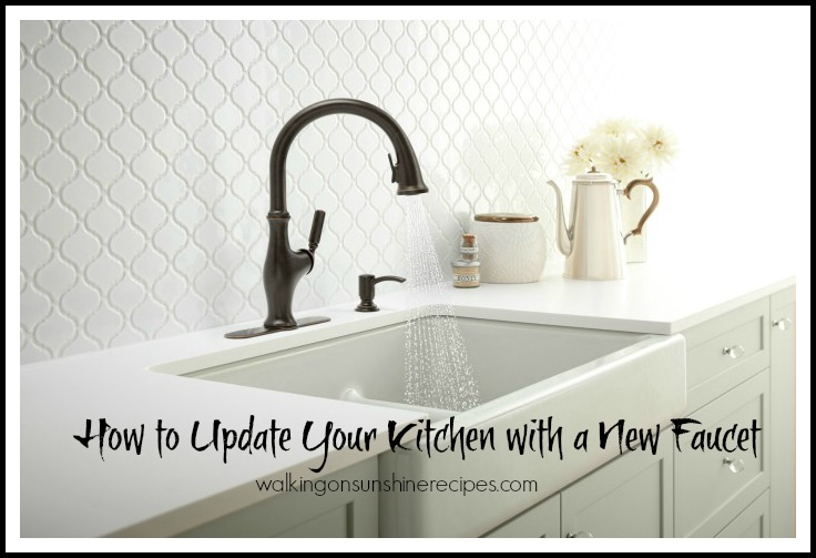 How to Update the Look of your Kitchen with a New Faucet from ...