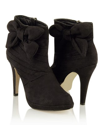 Sepatu Boots Hak Tinggi