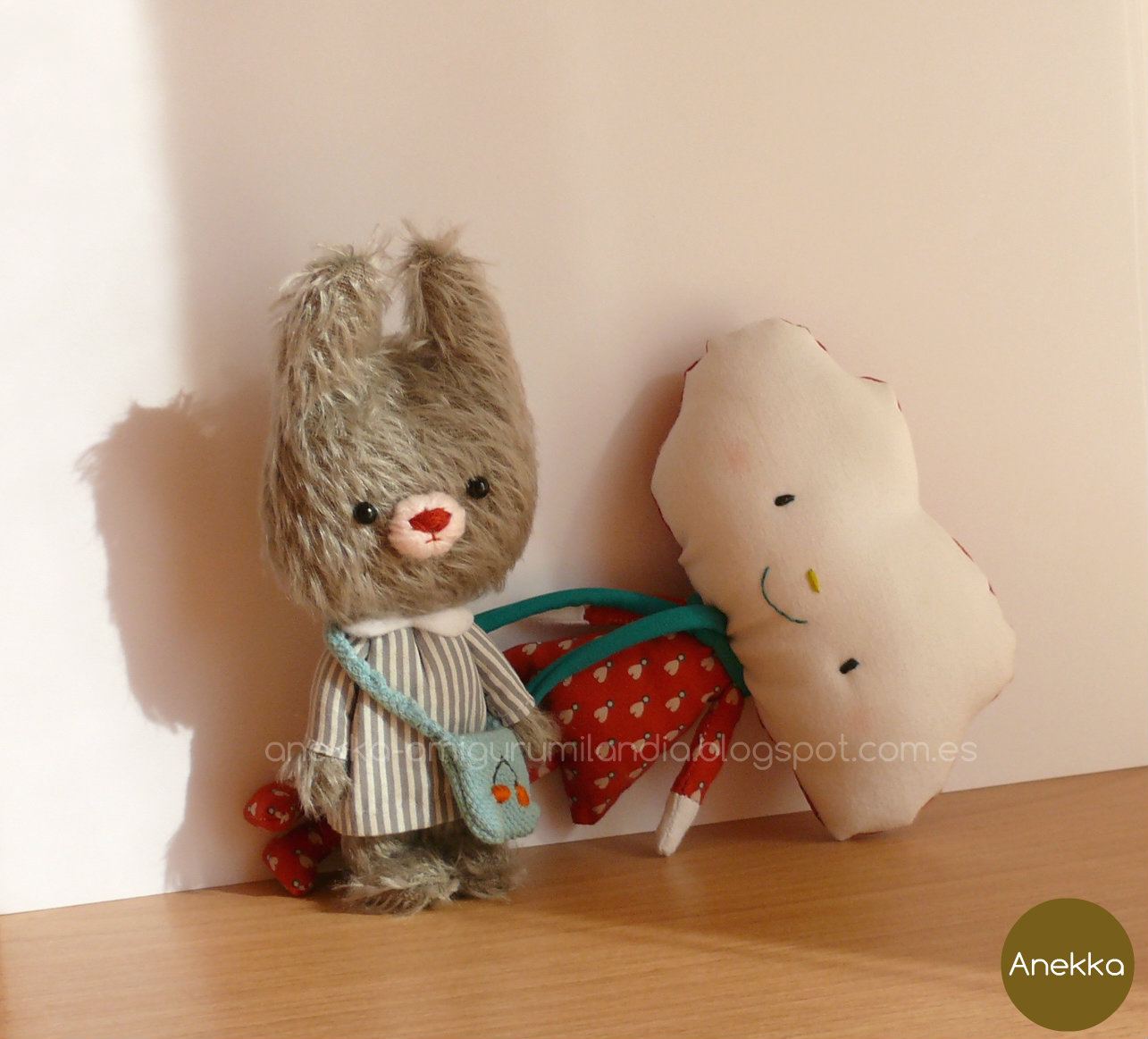 stuffed animals and plush anekka handmade