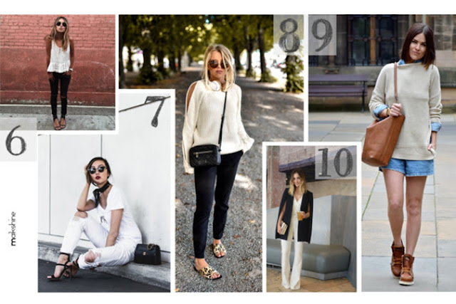 The best outfits of September #BestOfBlogs | Part 2