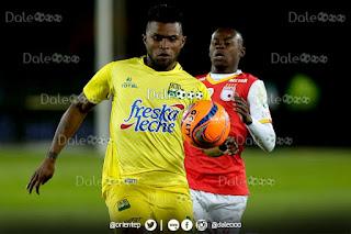 Jhony Cano refuerzo de Oriente Petrolero para la temporada 2018 - DaleOoo