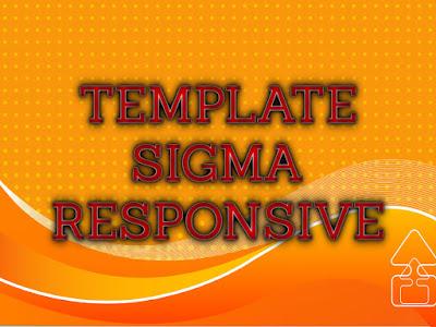 Template Terbaru 2017 Sigma Template Blog Download Gratis