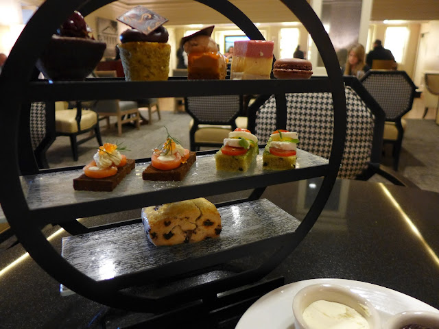Notes On Tea Afternoon Tea In Washington Dc The Ritz
