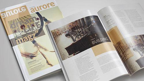 Free Template Desain Majalah Dari Indesign