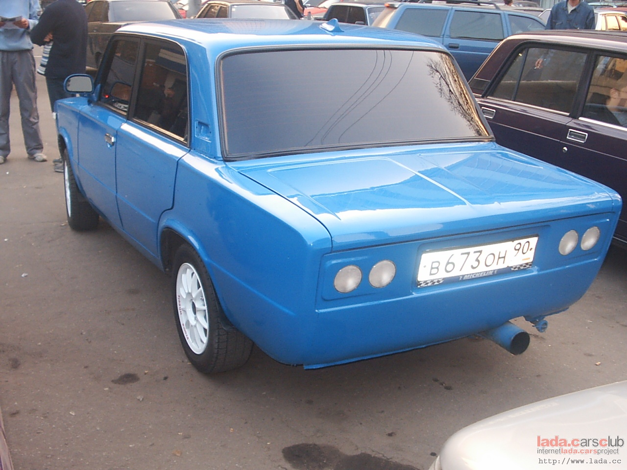 Тюнинг автомобилей Ваз 2103