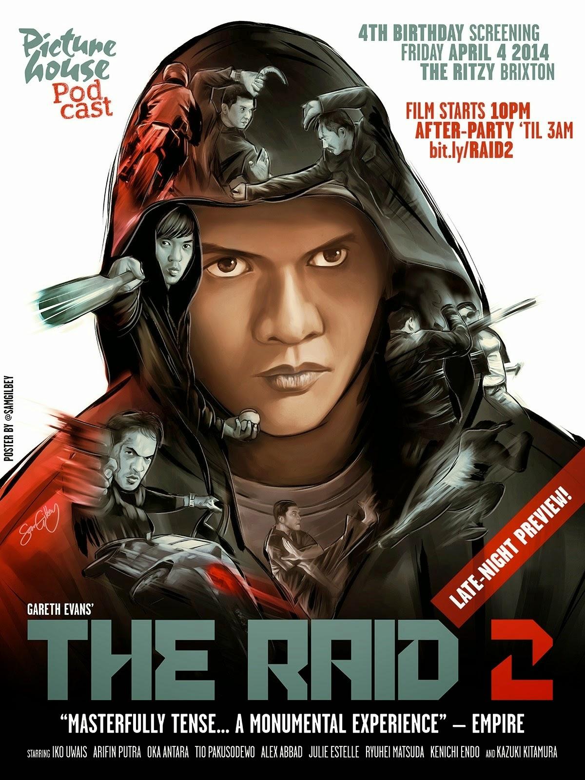 The Raid 2 Imdb