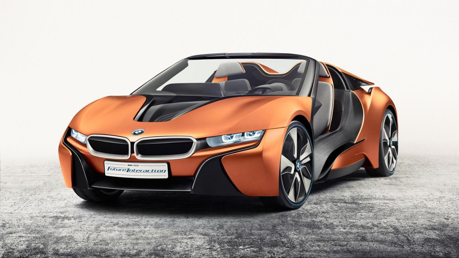 2016: BMW i Vision Future Interaction