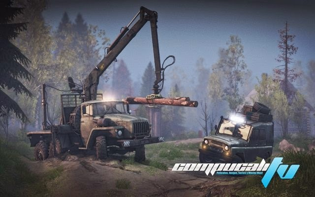 Descargar Spintires Pc Full Espa U00f1ol   Dlc  Chernobyl
