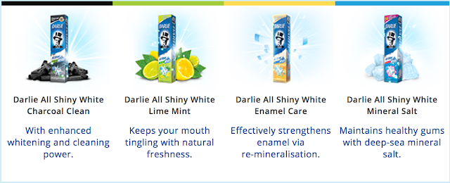 Darlie All Shiny White Toothpaste