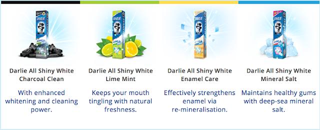 Darlie All Shiny White Toothpaste
