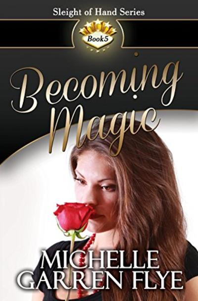 Becoming Magic cover