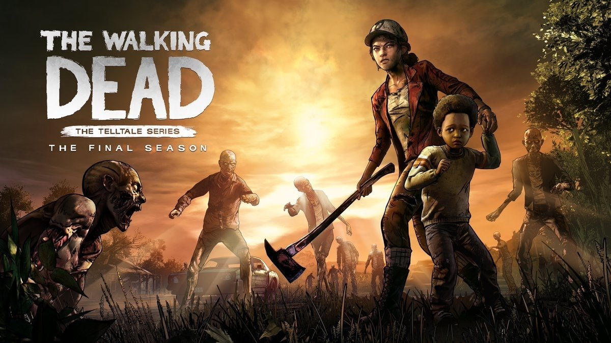 The Walking Dead: The Final Season (All Episodes, 1-4) - FitGirl Repack