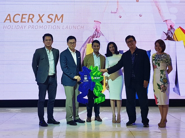 ACER, The SM Store Malayang Pasko Holiday Promo