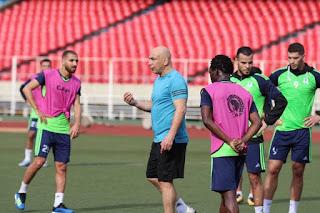 مباراة المصري البورسعيدي وفيتا كلوب بث مباشر العودة