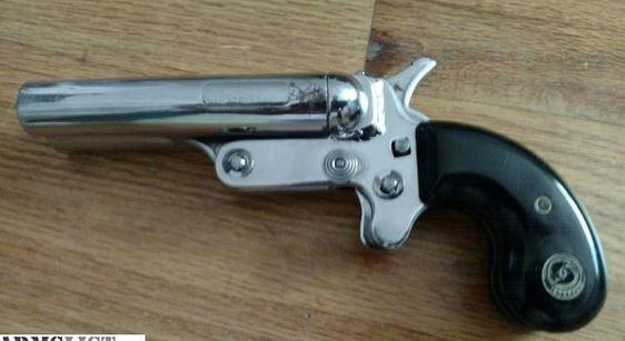 TINCANBANDIT's Gunsmithing: Featured Gun: Cobray Model D