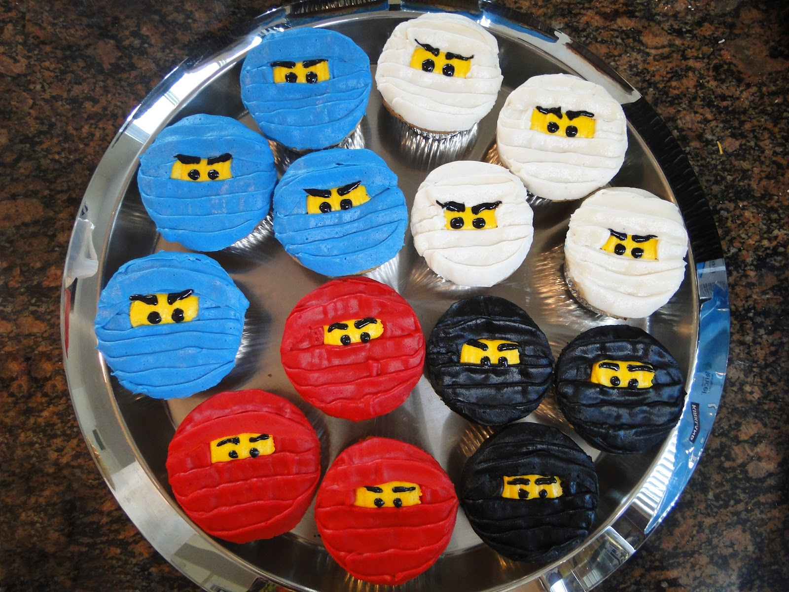 The Isoms Ninjago Birthday Party