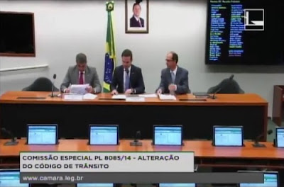 Brasil pode ganhar novo Código de Trânsito