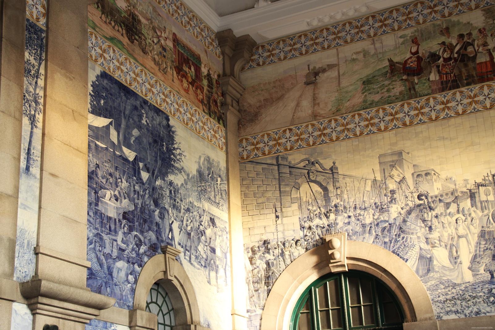 Porto - Estação de São Bento