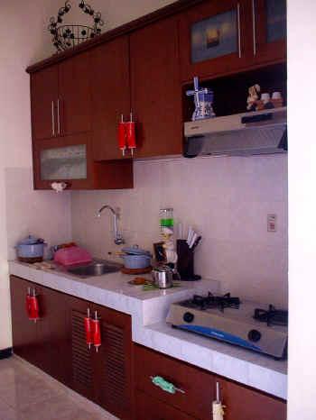 Gambar Dapur  Desain Dapur Minimalis Modern Idaman