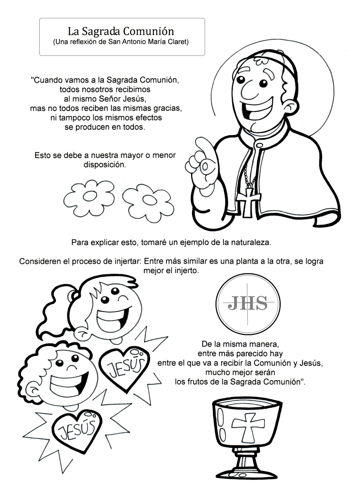 La Catequesis (El blog de Sandra): Recursos Catequesis San Antonio ...