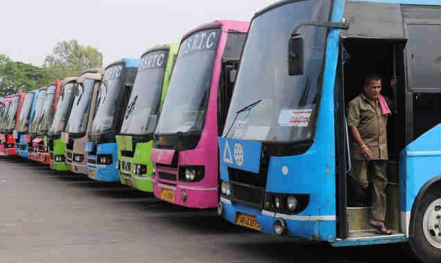 TSRTC Bus Pass Fresh/Renewal 2017 Online