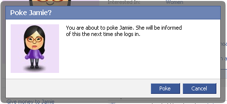 What the meaning of poked you on facebook online poker bonus offers