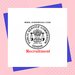 OPSC Recruitment 2019 for Assistant Executive Engineer (386 vacancies)