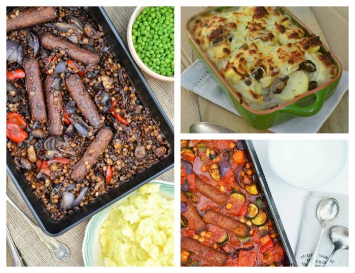 Vegetarian and vegan bakes