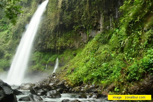 Lider Waterfall in Banyuwangi, East Java - Blog Mas Hendra