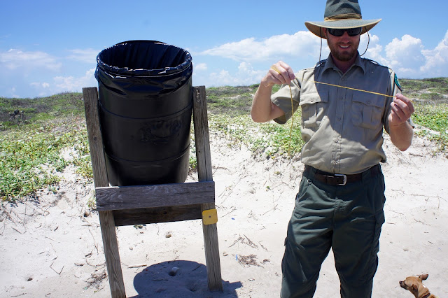 Beachcombing Activities at Mustang Island State Park with Park Ranger - Corpus Christi, Texas