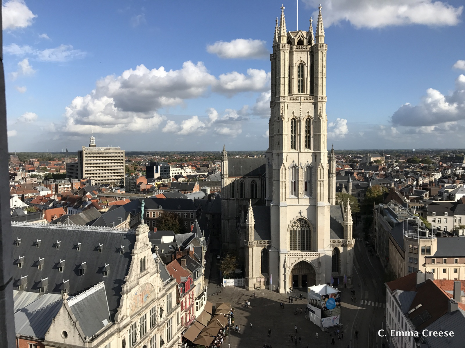 Gambolling Through Ghent; A Wanderers Guide.