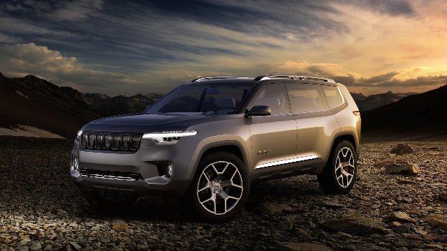 2020 jeep grand wagoneer diesel price and release date. Black Bedroom Furniture Sets. Home Design Ideas