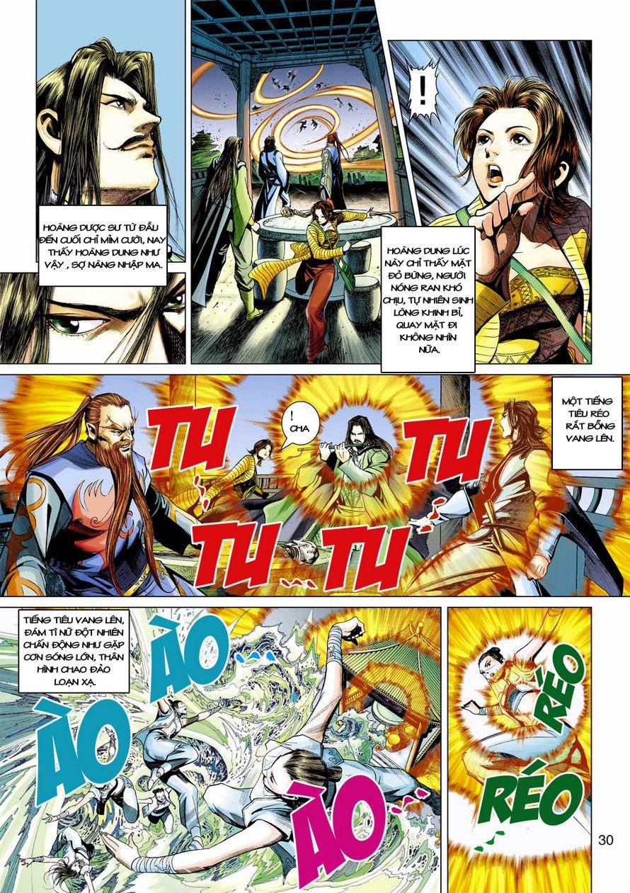 Anh Hùng Xạ Điêu anh hùng xạ đêu chap 43 trang 29