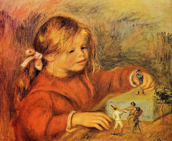 Friedrich Nietzsche and Pierre-Auguste Renoir   L'Arte..