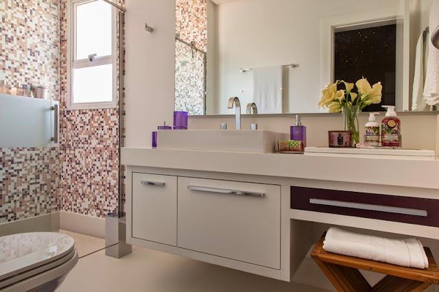 Construindo Minha Casa Clean Duvida da Leitora Dicas de  ~ Quarto Rosa Pedra
