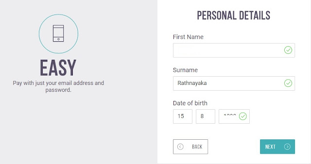 how to create  Skrill account sinhala