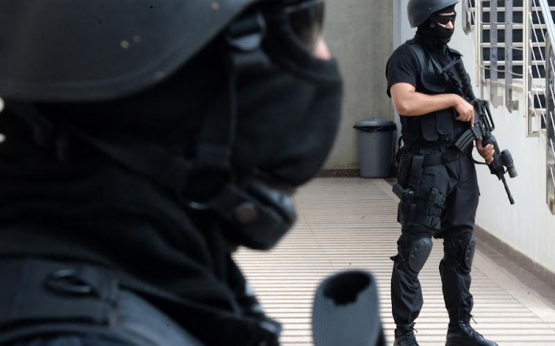 Le Maroc démantèle une cellule terroriste composée de 8 personnes.