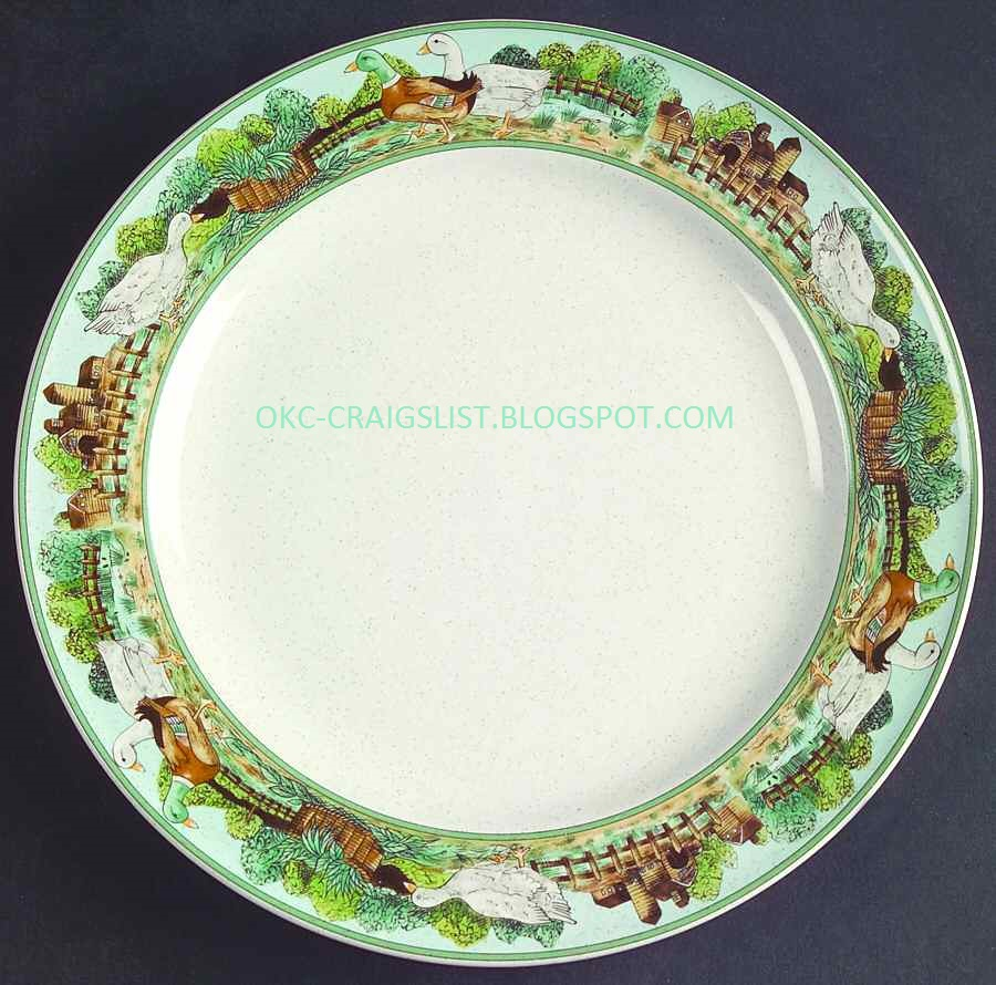 Country Inn 8 1/4 inch Salad Plate by Studio Nova