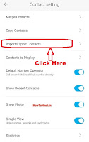 how to copy contacts from sim to android mobile