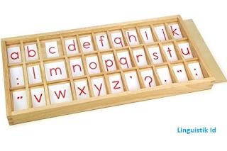 Improving Students' Vocabularies using Alphabets Box Media