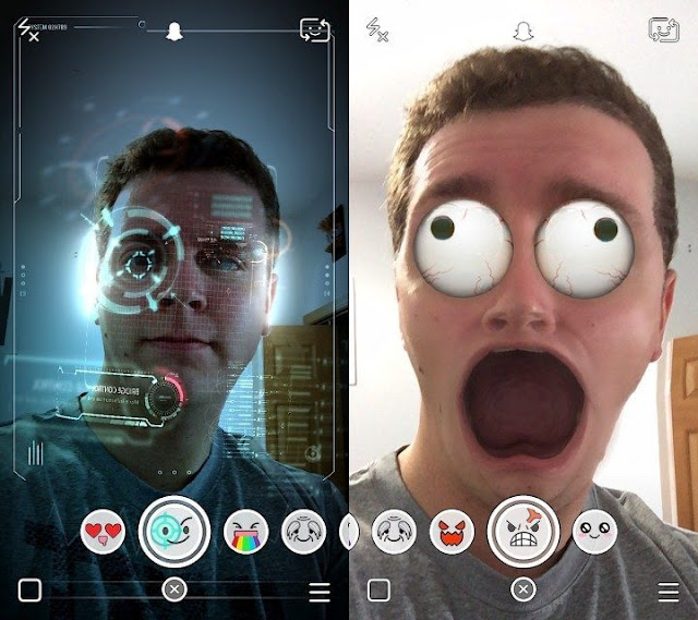 Download Snapchat Android App for Galaxy S7 / S8 / Note 8