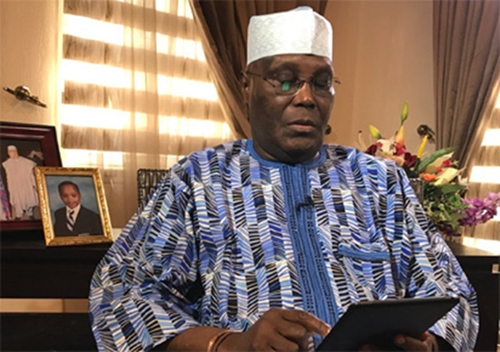 PDP gives Atiku conditions for picking a vice-president