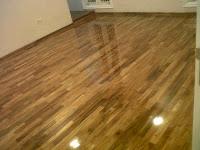 Katalog harga lantai kayu flooring,mini flooring,parket standar.