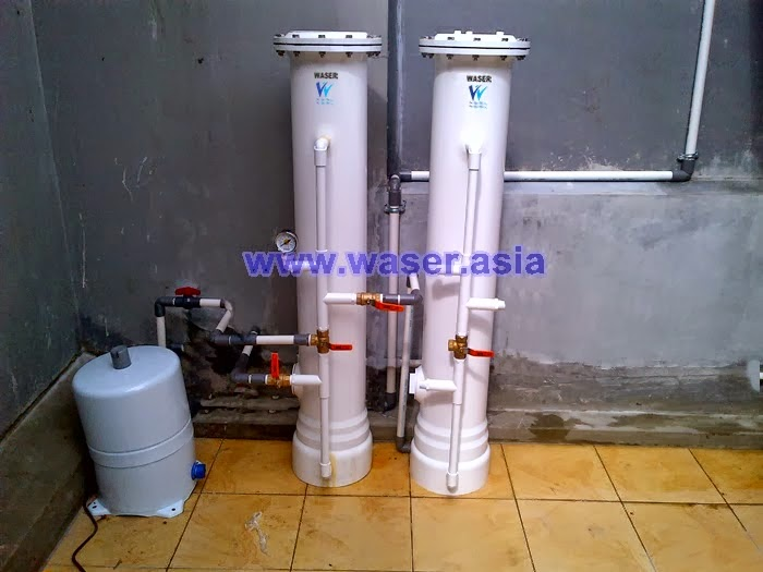Filter Air Banjar Wijaya Cipondoh
