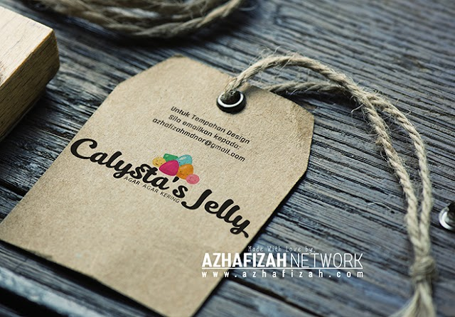 Design Logo Calysta's Jelly