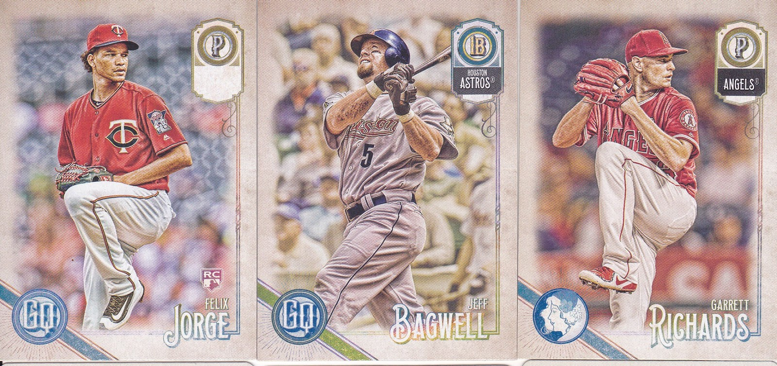 2018 Topps Gypsy Queen Baseball Autographs Inserts