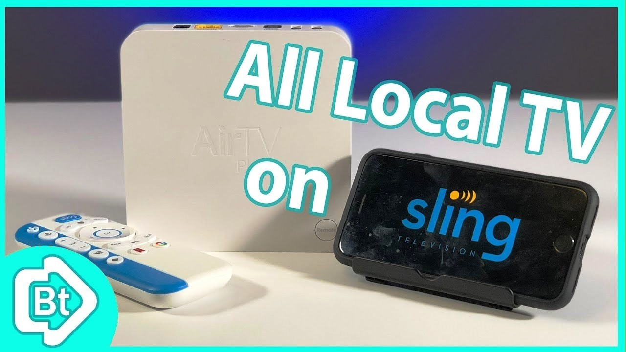 AirTV Review: Sling TV Viewers Can Take Antenna Live TV Anywhere